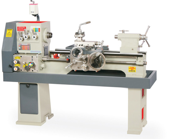 All Geared Light Duty Lathe
